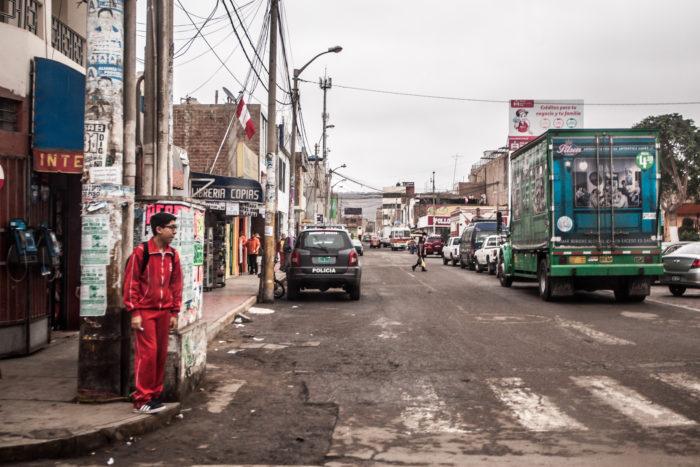 Unser erster Eindruck von Lima