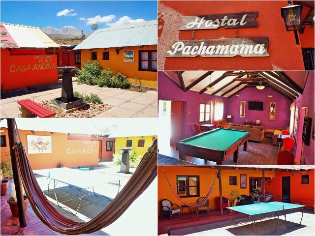 BarfussUmDieWelt-Der-Herzensschritt-Chile-Putre-Hostel-Pachamama-Springbrunne-Tischtennisplatte-Hängematte-Vulkan-barfuß