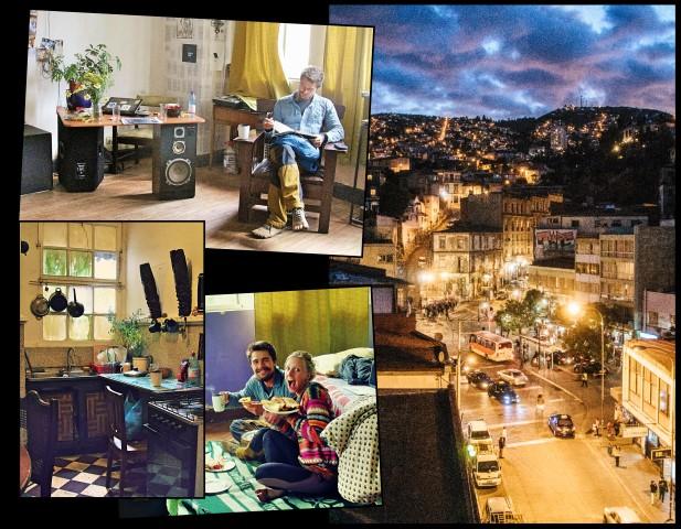 BarfussUmDieWelt-JonathanvonRosenberg-KataleyavonRosenberg-Chile-Valparaiso-Hostal-Straßenkunst-Kunst-barfuß