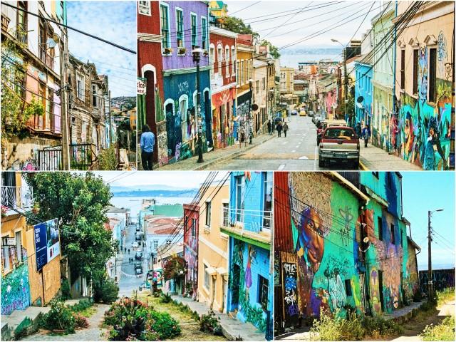 BarfussUmDieWelt-JonathanvonRosenberg-KataleyavonRosenberg-Chile-Valparaiso-Straßenkunst-Kunst-Treppen-barfuß